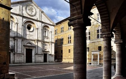 Studio ESSECI - PIENZA CELEBRA I 20 ANNI DI RICONOSCIMENTO UNESCO 2