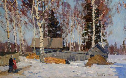 Studio ESSECI - A OCCHI SPALANCATI. Capolavori dal Museo dell'Impressionismo Russo di Mosca