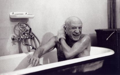 Studio ESSECI - THIS IS PICASSO: fotografie di David Douglas Duncan