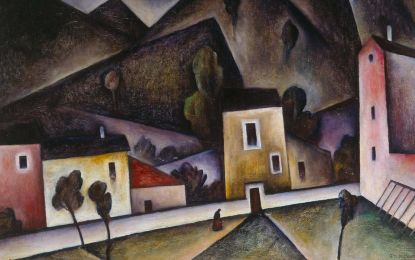 Studio ESSECI - GORDON MC COUCH. (1885-1956)  Un americano ad Ascona
