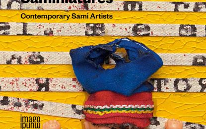 Studio ESSECI - L'arte dei Sami protagonista a Imago Mundi