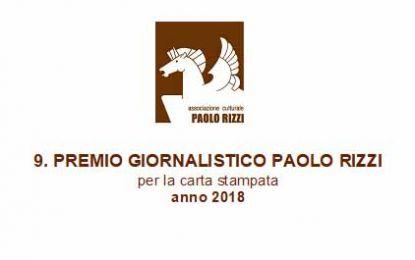 Studio ESSECI - PREMIO GIORNALISTICO PAOLO RIZZI 2018 6