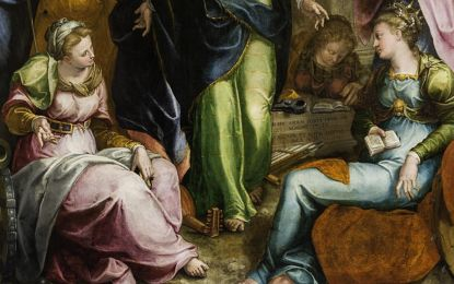 Studio ESSECI - BOTTEGA, SCUOLA, ACCADEMIA. La pittura a Verona dal 1570 alla peste del 1630