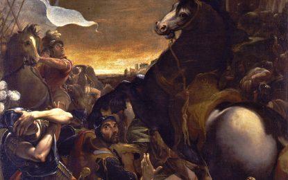Studio ESSECI - L'Eterno e il Tempo tra Michelangelo e Caravaggio vince l'Oscar delle mostre