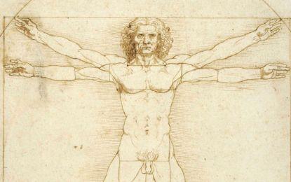 Studio ESSECI - L'INGANNO DELL'UOMO VITRUVIANO. L'algoritmo della divina proporzione 4