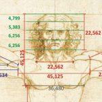 Studio ESSECI - L'INGANNO DELL'UOMO VITRUVIANO. L'algoritmo della divina proporzione 5