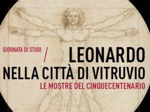 Tutto Leonardo nella Città di Vitruvio
