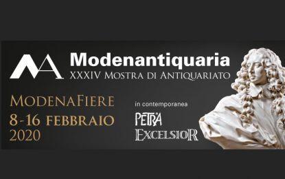 Studio ESSECI - MODENANTIQUARIA. XXXIV edizione 10
