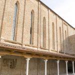 Studio ESSECI - RESTAURO DEL CHIOSTRO TRECENTESCO DEL NUOVO MUSEO SALCE 3