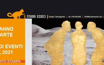Studio ESSECI - 2021. Un anno tutto ad arte