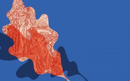 Studio ESSECI - 26.01. Miranda Greggio on line accanto alla Grande Quercia