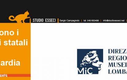 Studio ESSECI - Riaprono i Musei statali della Lombardia