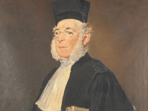 TEFAF sostiene il restauro del ritratto di Monsieur Jules Dejouy di Manet
