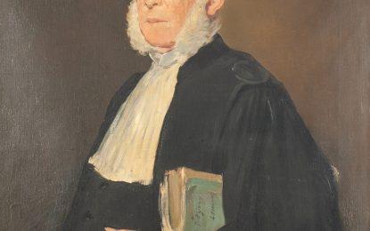 Studio ESSECI - TEFAF sostiene il restauro del ritratto di Monsieur Jules Dejouy di Manet