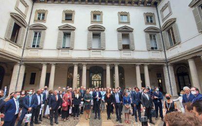 Studio ESSECI - A Milano il Summit museale italo-russo