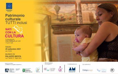 Studio ESSECI - Nati con la cultura in Valtellina. Per un museo a misura di famiglia
